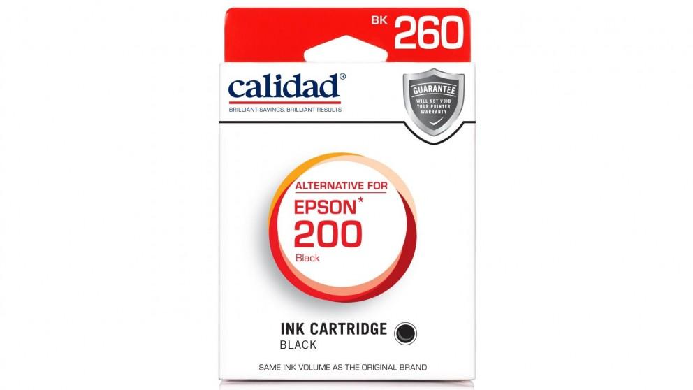 Calidad Epson 200 Ink Cartridge - Black