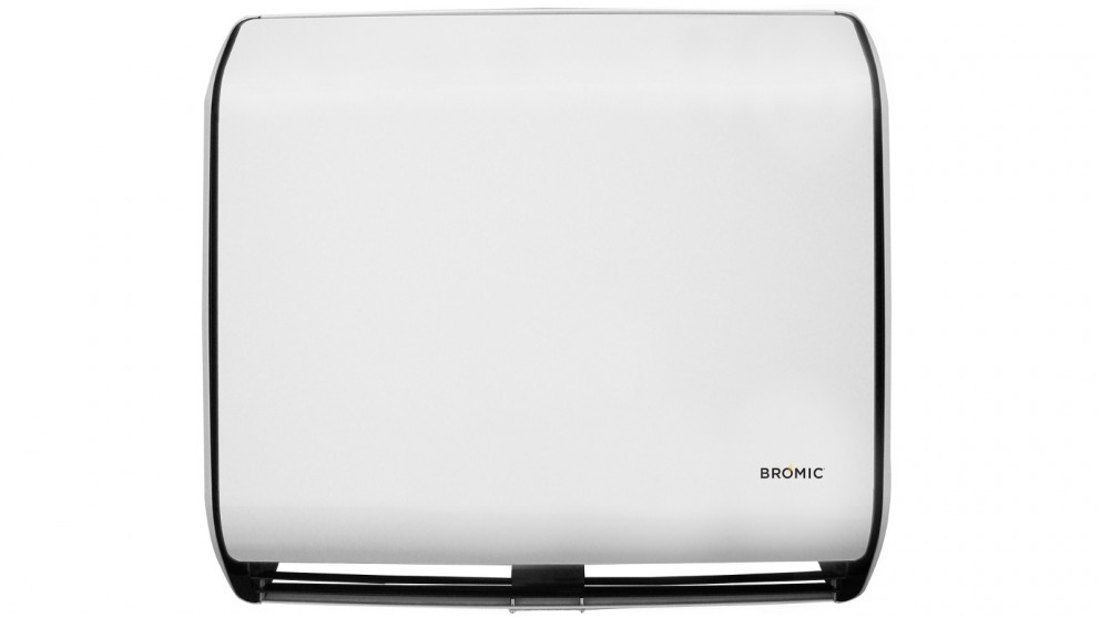 Bromic Stratos Brahma 5 Indoor 4.3kW Gas Heater - White