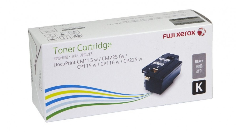 Fuji Xerox CT202264 Toner Cartridge - Black
