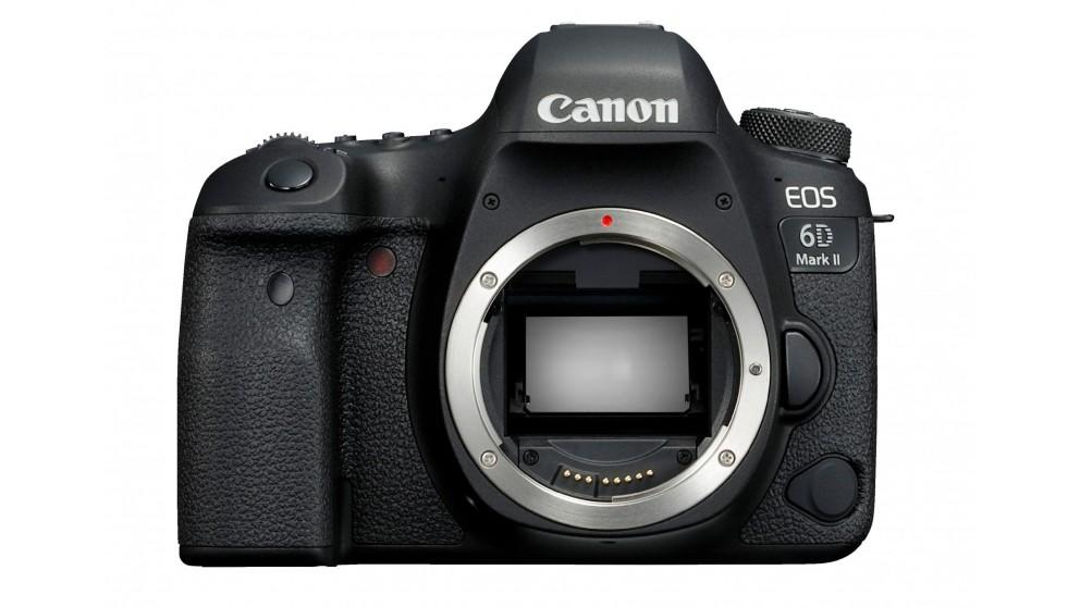Canon EOS 6D Mark II Digital SLR Camera Body Only