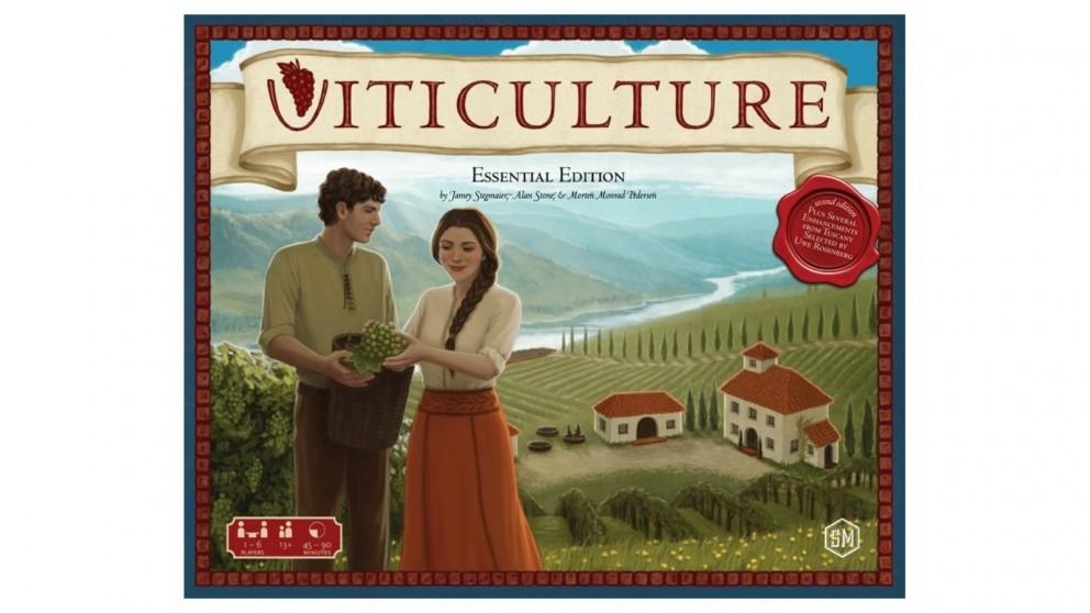 Viticulture Essential Edition Board Game