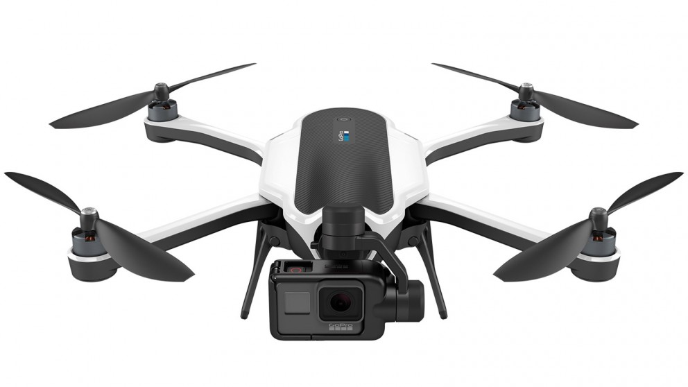 GoPro Karma Drone with GoPro Hero 5 Black Action Camera