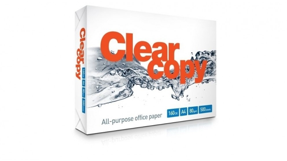 Clear Copy A4 80GSM Photocopy Paper