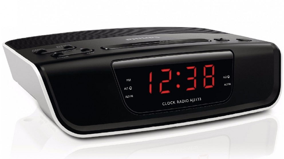 Philips AJ3123 Clock Radio