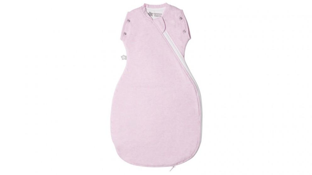 Tommee Tippee Grobag 3-9 Months 2.5 TOG Snuggle Baby Sleep Bag - Pink Marl