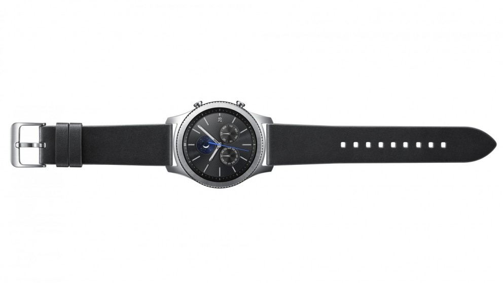 Samsung Gear S3 Classic Leather Band - Black