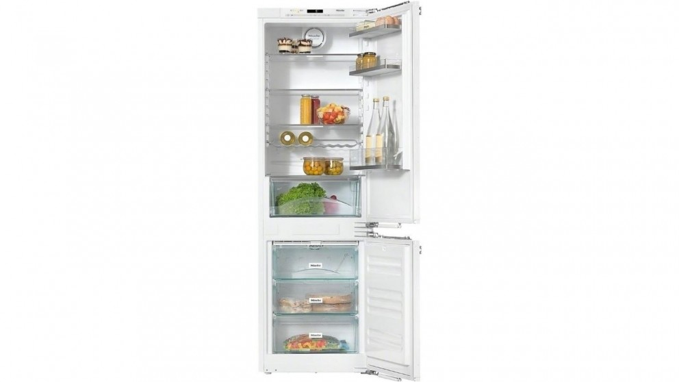 Miele 283L Integrated Bottom Mount Fridge