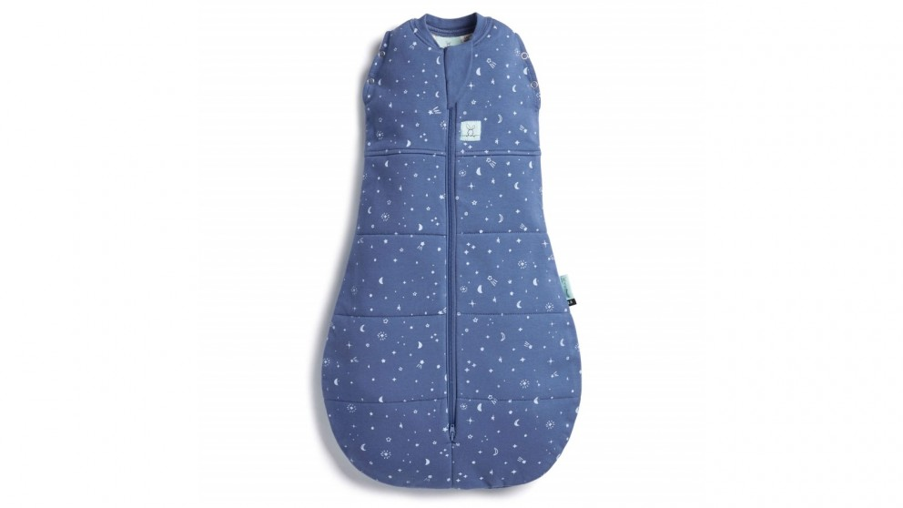 ErgoPouch 2.5 TOG 0-3 Months Cocoon Swaddle Bag - Night Sky