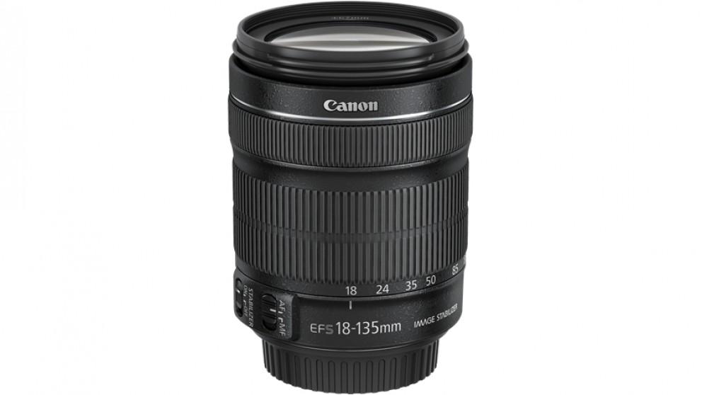 Canon EF-S 18-135mm f/3.5-5.6 IS STM Camera Lens