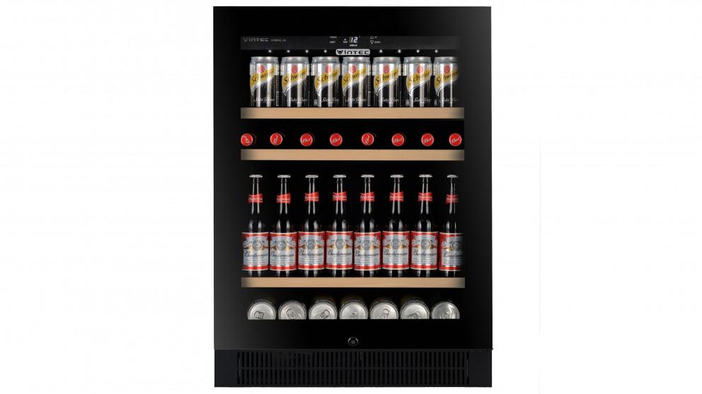 Vintec V40BVCBK 100 Cans Single Zone Beer Fridge