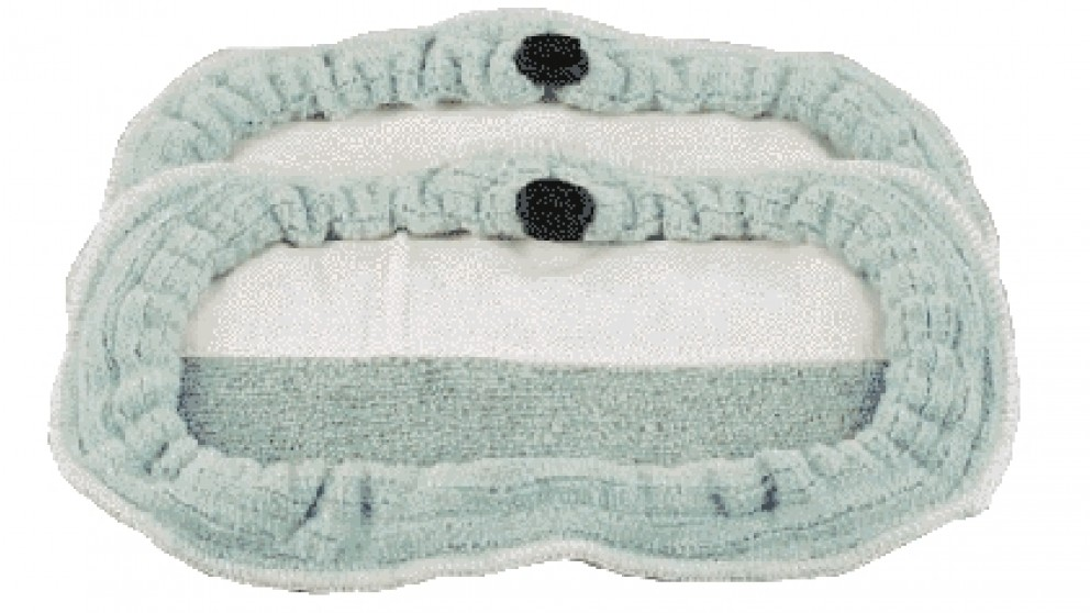 Bissell 2-Pack Steam Mop Replacement Pad