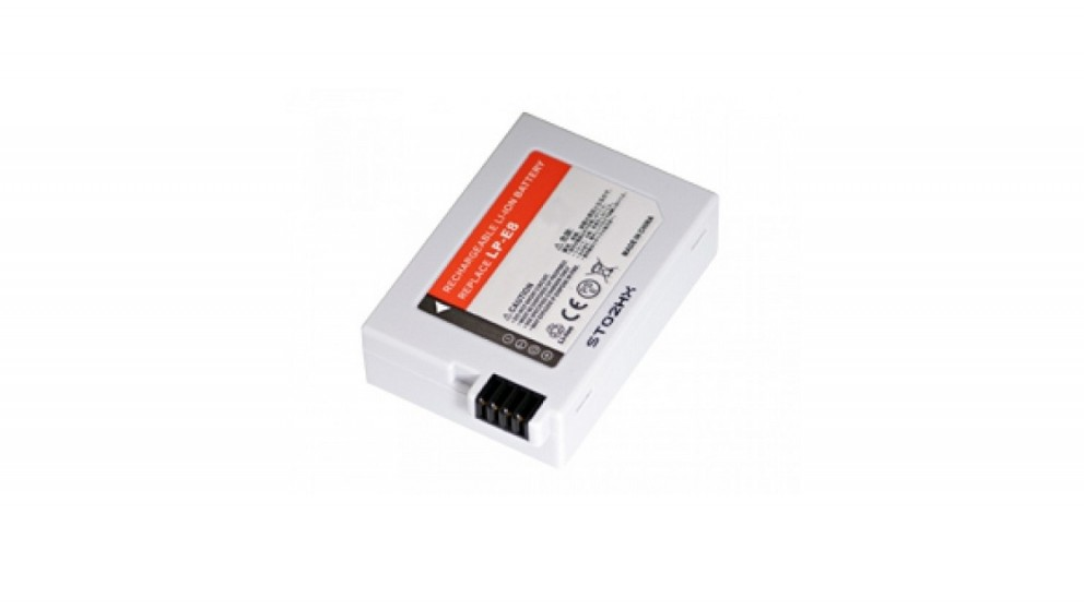 Inca LP-E8 Canon Replacement Battery