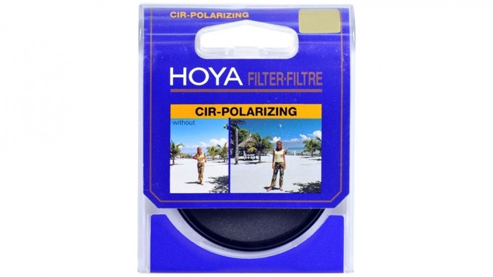 Hoya Circular Polarizing Camera Lens Filter - 58mm