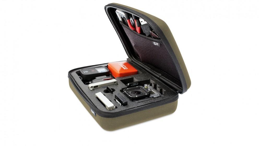 SP-Gadget Small P.O.V. Case for GoPro - Olive