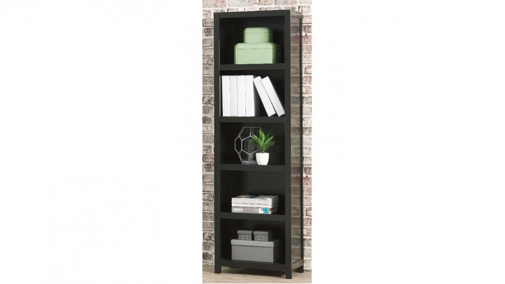 Aston 600mm 5 Tier Bookcase