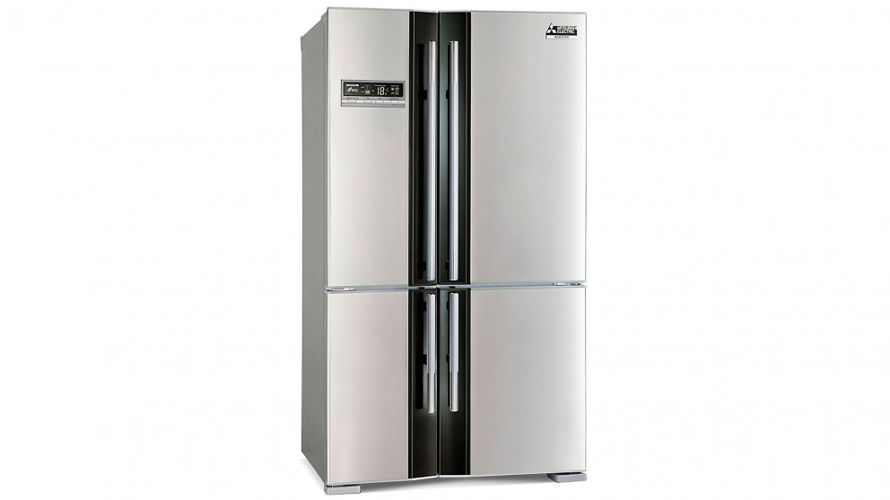 Buy Mitsubishi Electric 650l L4 Mini French Door Fridge Stainless