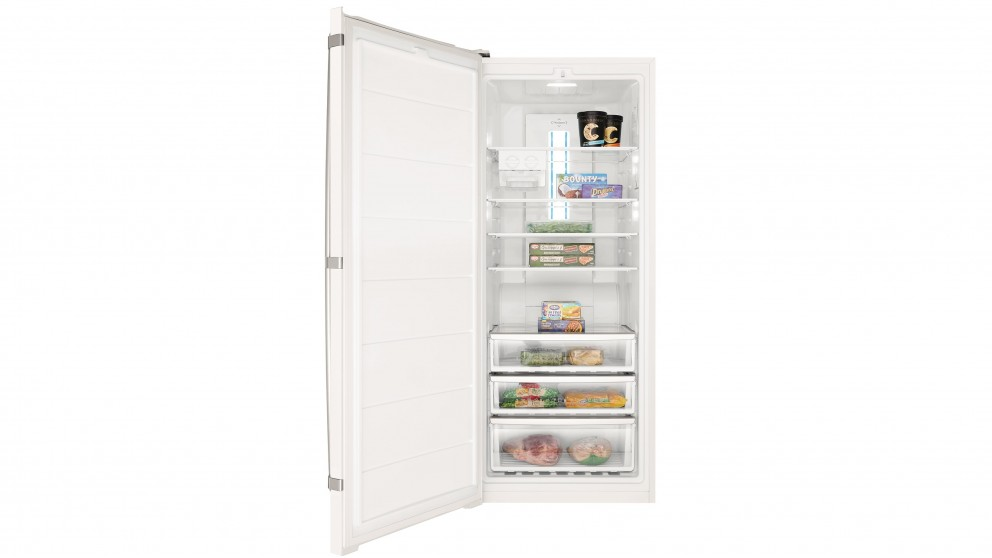 Buy Westinghouse 425l Vertical Freezer White Harvey