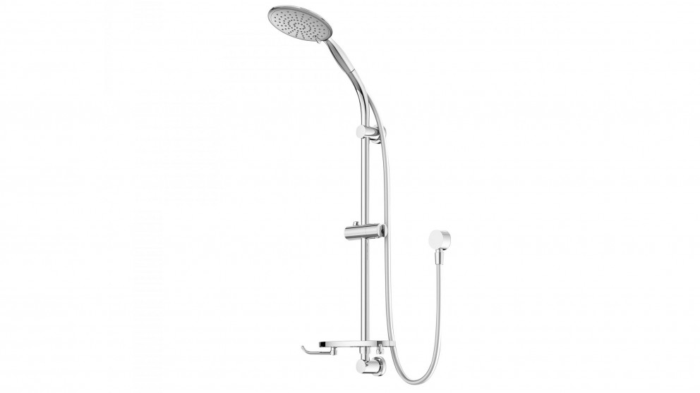 Dorf Illusion Multifunction Rail Shower with Overhead