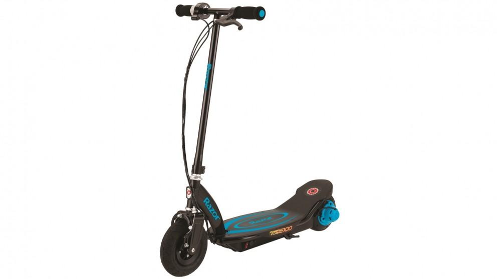Razor Powercore E100 Electric Scooter - Blue