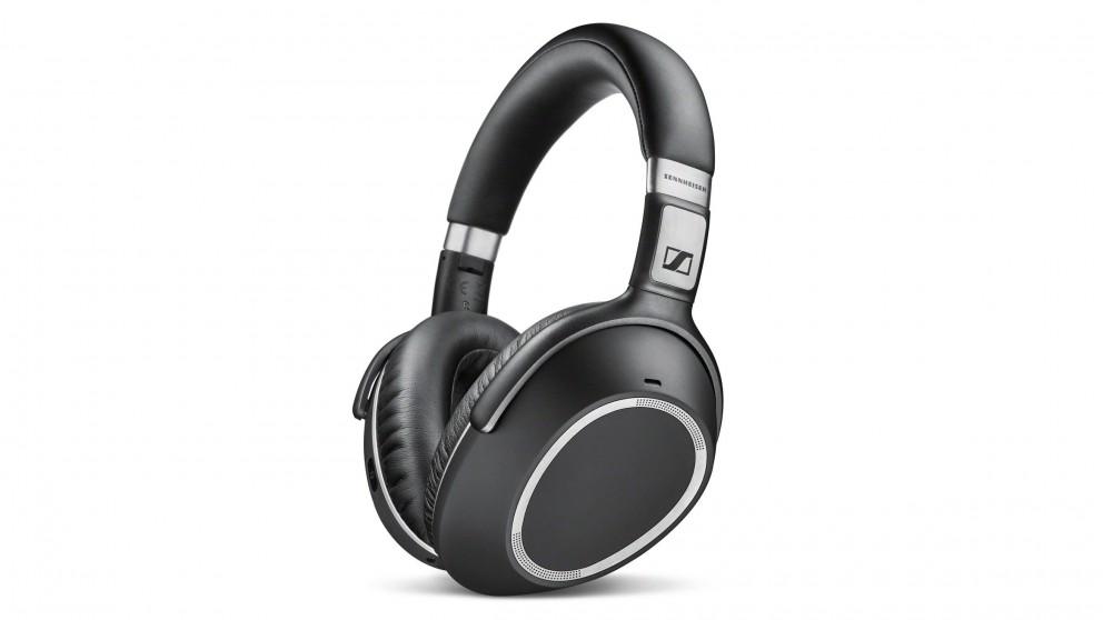 sennheiser pxc 550 bluetooth wireless over ear headphones over ear headphones headphones. Black Bedroom Furniture Sets. Home Design Ideas