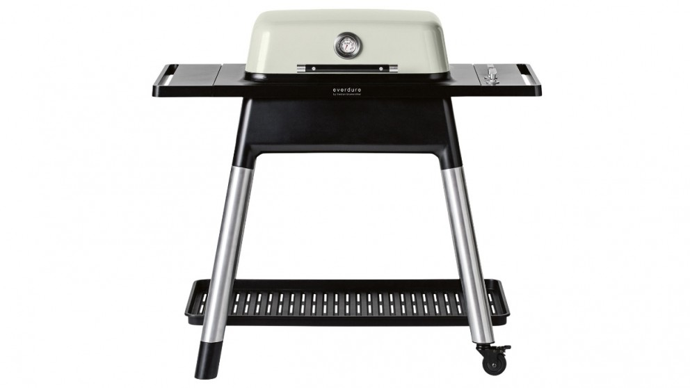 Everdure by Heston Blumenthal FORCE 2 Burner Gas BBQ with Stand - Stone