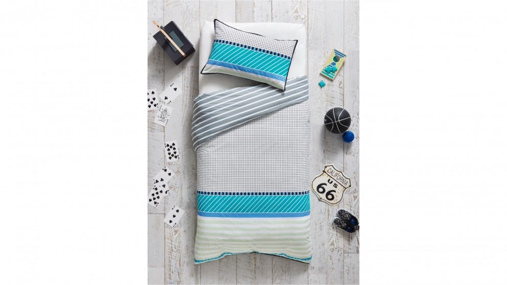 Deko Multi Quilt Cover Set