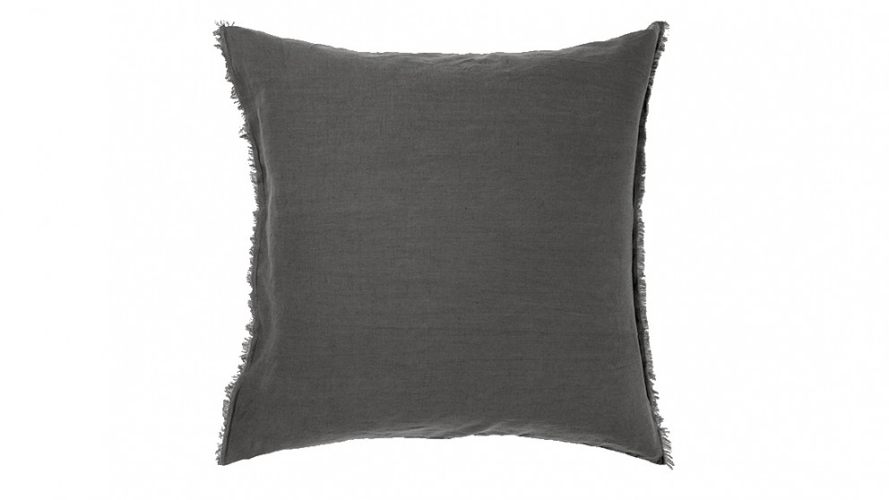 Maison Fringe Flint Standard Pillow Case