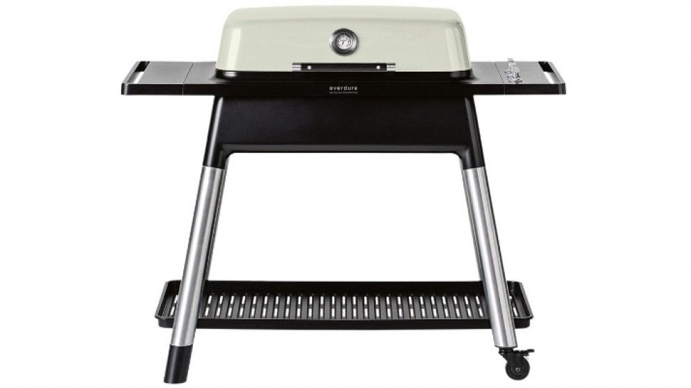 Everdure by Heston Blumenthal FURNACE 3 Burner Gas BBQ with Stand - Stone