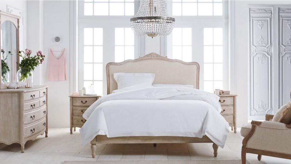 Chantelle Queen Bed   Beds   Suites   Bedroom   Beds   Manchester   Harvey  Norman Australia. Chantelle Queen Bed   Beds   Suites   Bedroom   Beds   Manchester