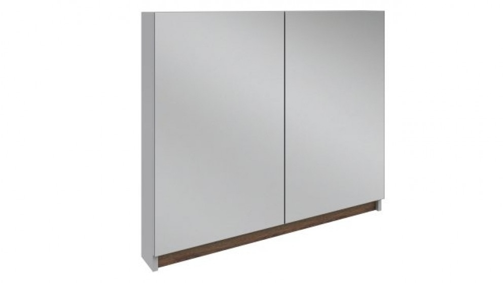 Buy rifco infinity 750x900mm shaving cabinet harvey for Bathroom cabinets harvey norman