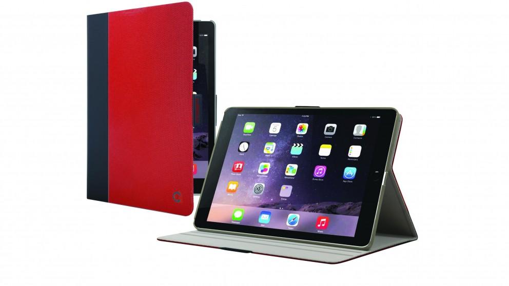 Cygnett Tekview Slim Case for iPad Pro 12.9-inch - Red/Grey