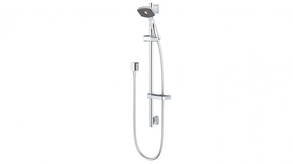 Methven Waipori Rail Shower - Graphite