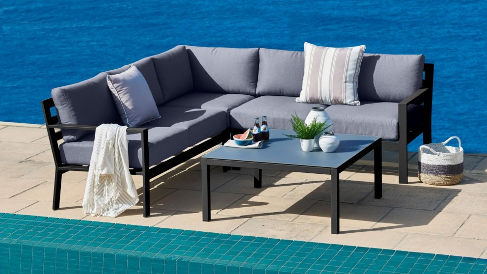 Curren 4 Piece Outdoor Modular Lounge Setting Part 60