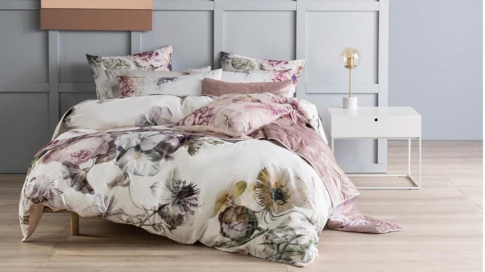 Ellaria Rose Super King Quilt Cover Set - Quilts - Quilts ... : king quilt cover - Adamdwight.com