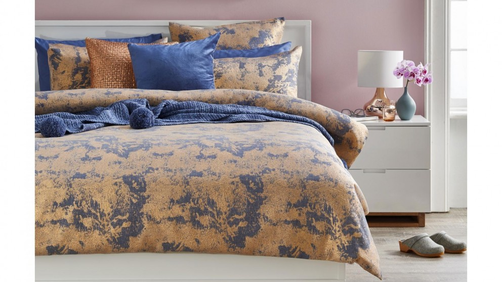 Luiza King Quilt Cover Set