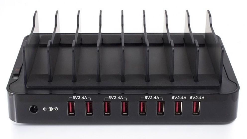 Alogic Vrova 8 Bay USB Desktop Charging Station