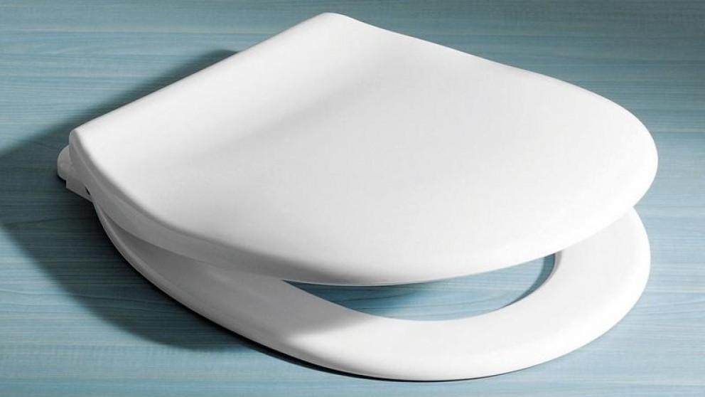 Caroma Trident Toilet Seat - White