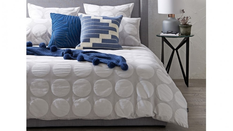 Harley Double Quilt Cover Set