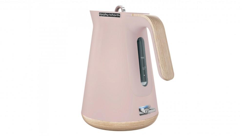 Morphy Richards Scandi 1.5L Kettle - Dusty Pink