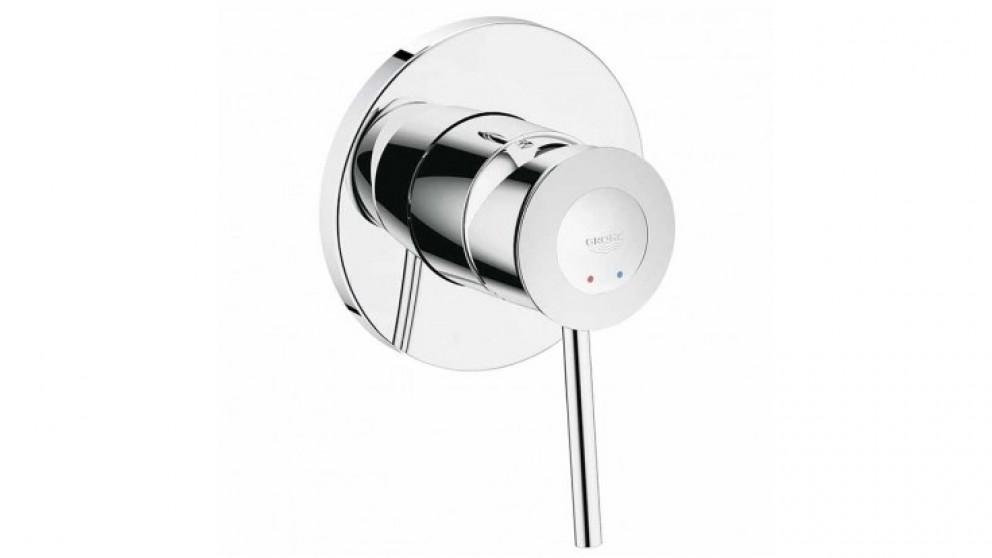 Grohe Bauclassic Round Shower Mixer
