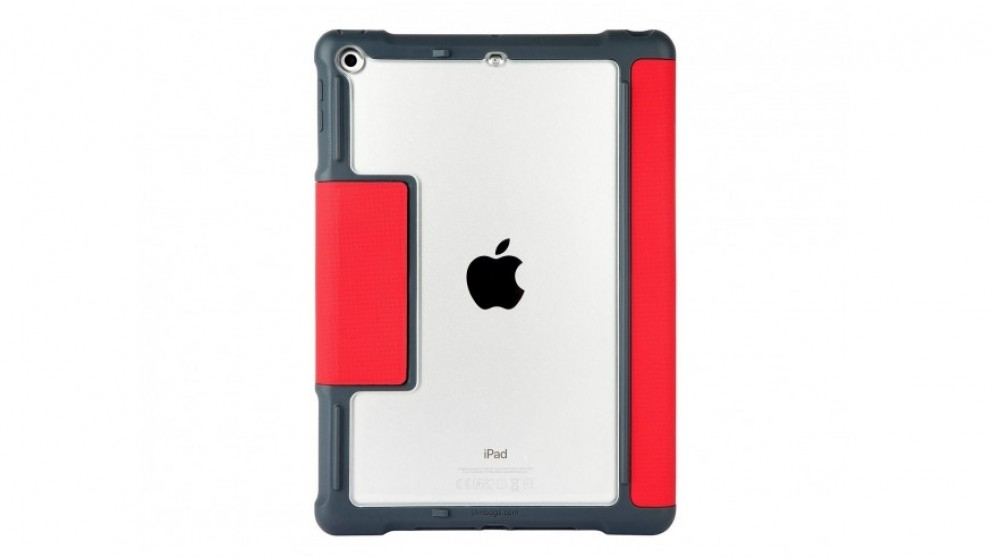 STM DUX Case for iPad 9.7 - Red