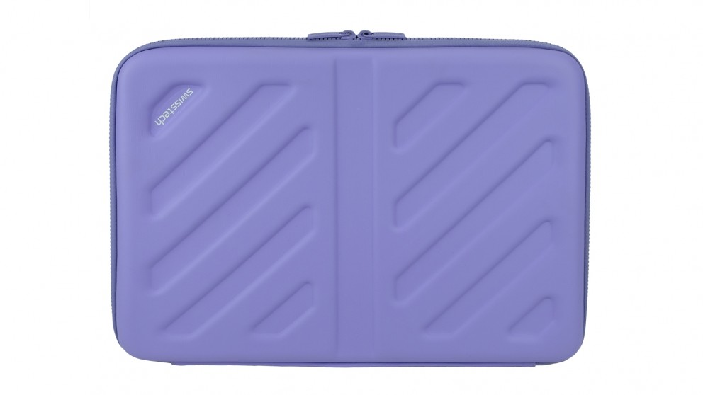 "SwissTech 15.6"" Hard Protective Laptop Case - Lilac"