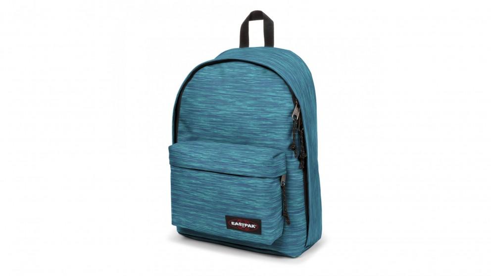 Eastpak Out of Office Laptop Bag - Knit Blue