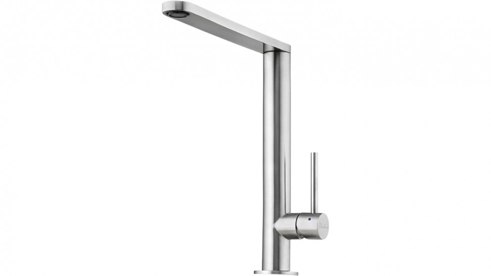 Oliveri Essente Right Angle Mixer - Stainless Steel