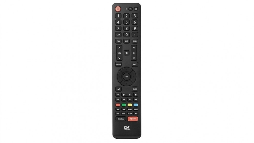 One For All Replacement Remote for Hisense TVs