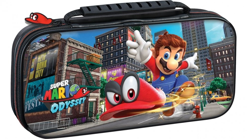 Buy Rds Gt Deluxe Case For Nintendo Switch Mario