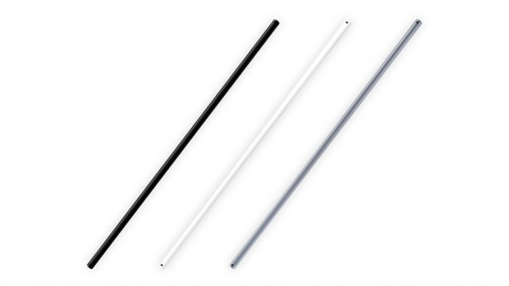 Ventair 90cm Extension Rods for Spyda Ceiling Fans - Titanium
