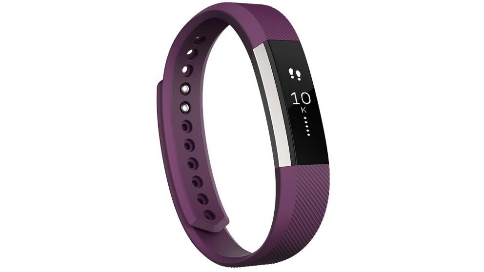Fitbit Alta Small Fitness Tracker - Plum