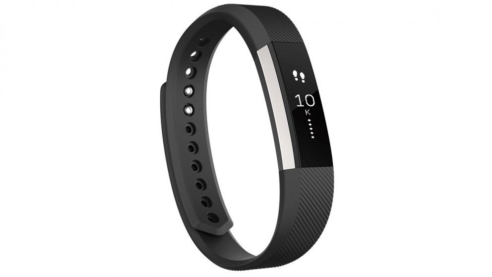 Fitbit Alta Large Fitness Tracker - Black