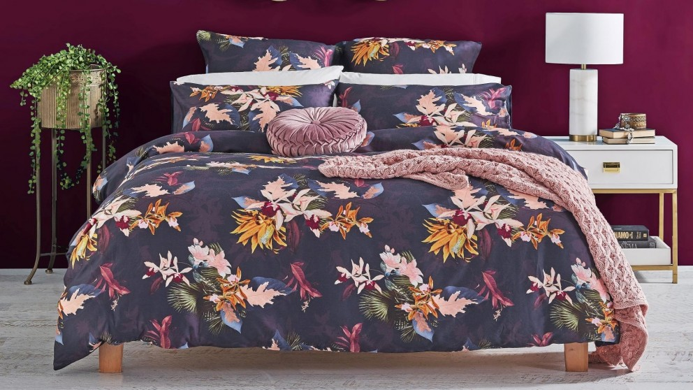 L'Avenue Valentina Quilt Cover Set